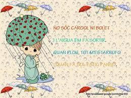 endevinalles tardor - paraigües