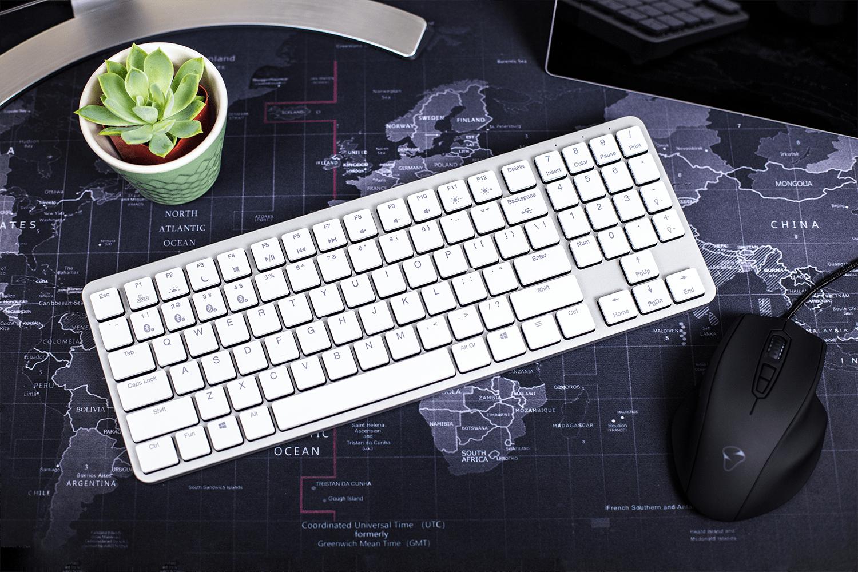 Бездротові клавіатури: плюси і мінуси