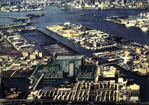 Hidden Architecture: Master Plan Tokyo City X