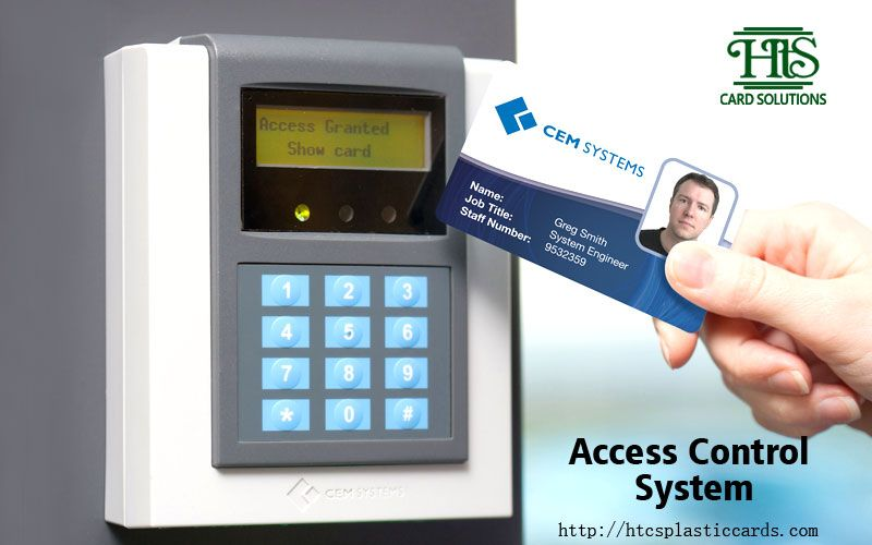 Access control systems perform authorization