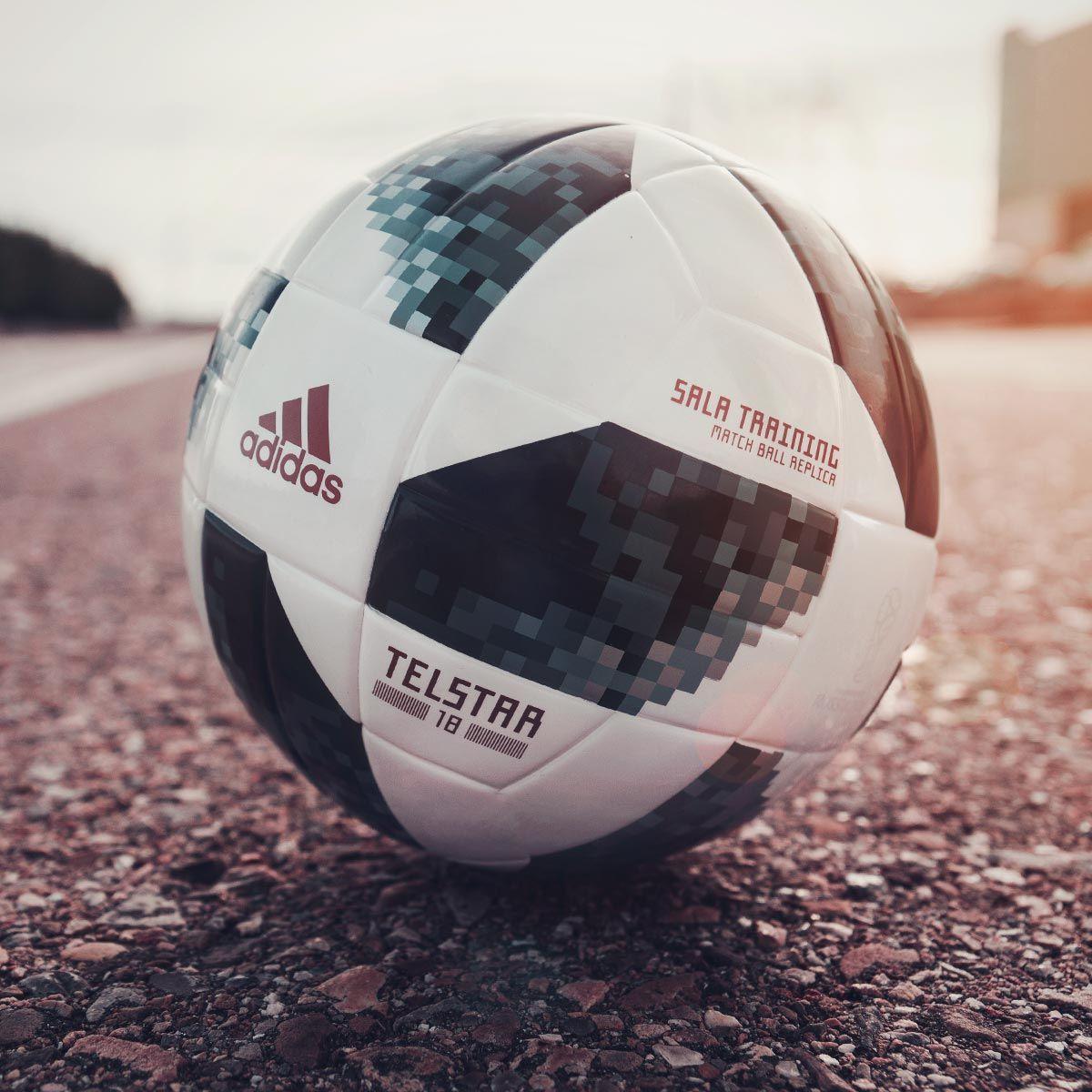BALÓN ADIDAS WORLD CUP SALA TRAINING TELSTAR Balón de fútbol sala 2018   Eurofutsal af35ac91d4428