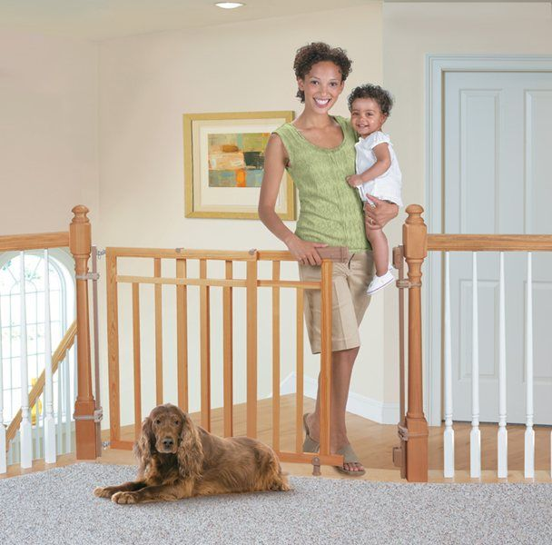 Summer Infant Gate For Stairs With Banisters On Both Side No Wall