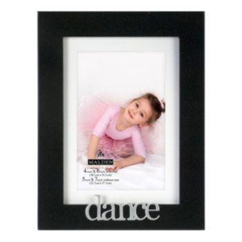 Malden Dance 5 X 7 Matted Frame Dance Mom Dance Frame