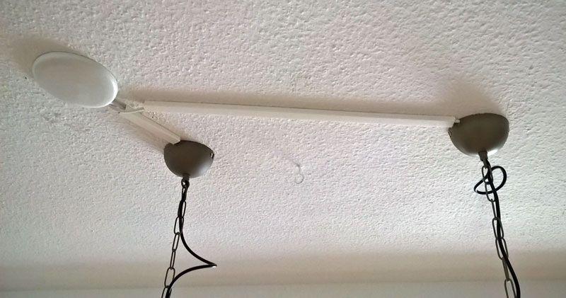 Zwei Hangelampen An Einem Anschluss Anschliessen Bauredakteur De Lampen Lampe Hangeleuchte