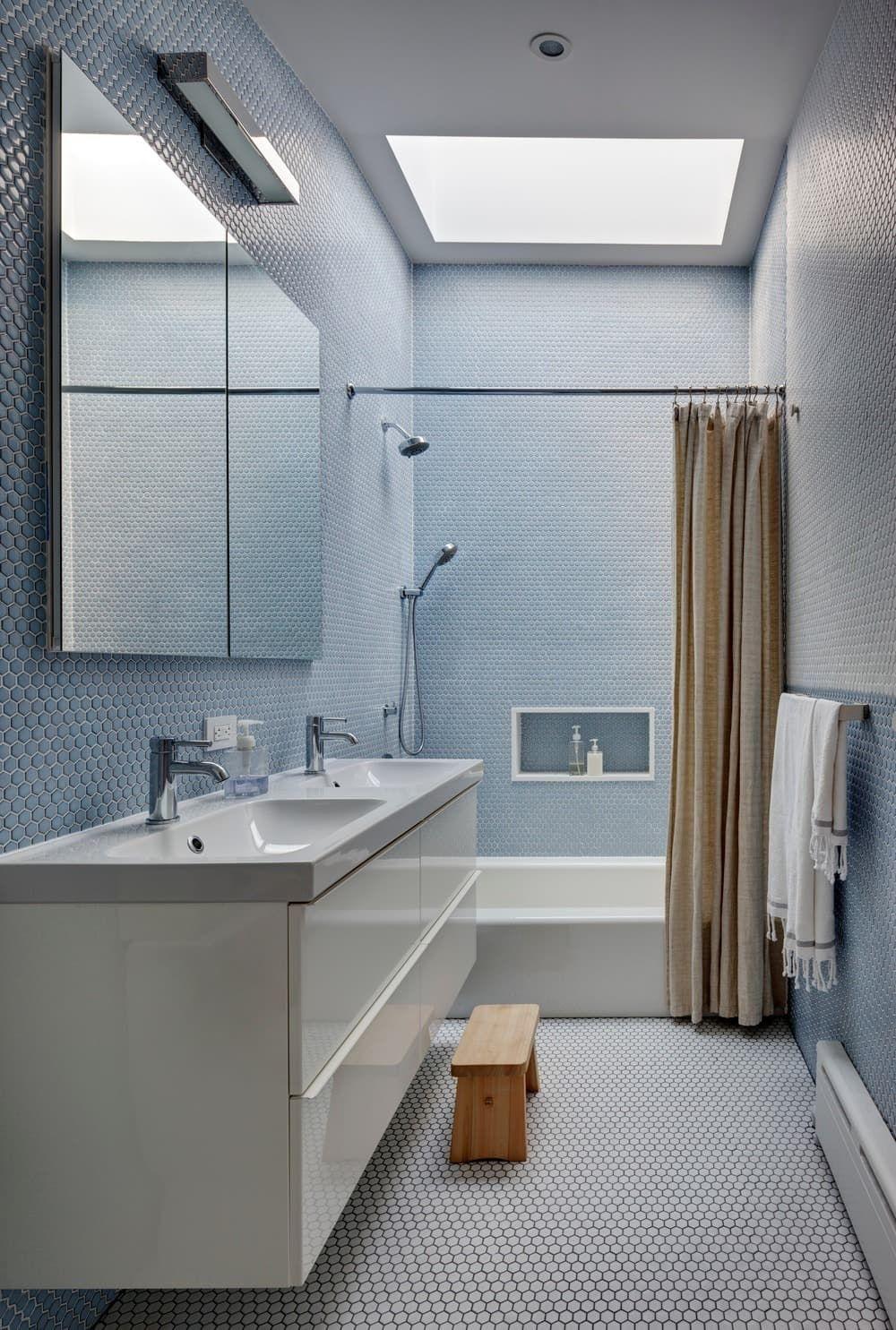 33 Terrific Small Primary Bathroom Ideas 2020 Photos Small Master Bathroom Skylight Bathroom Bathroom Remodel Master