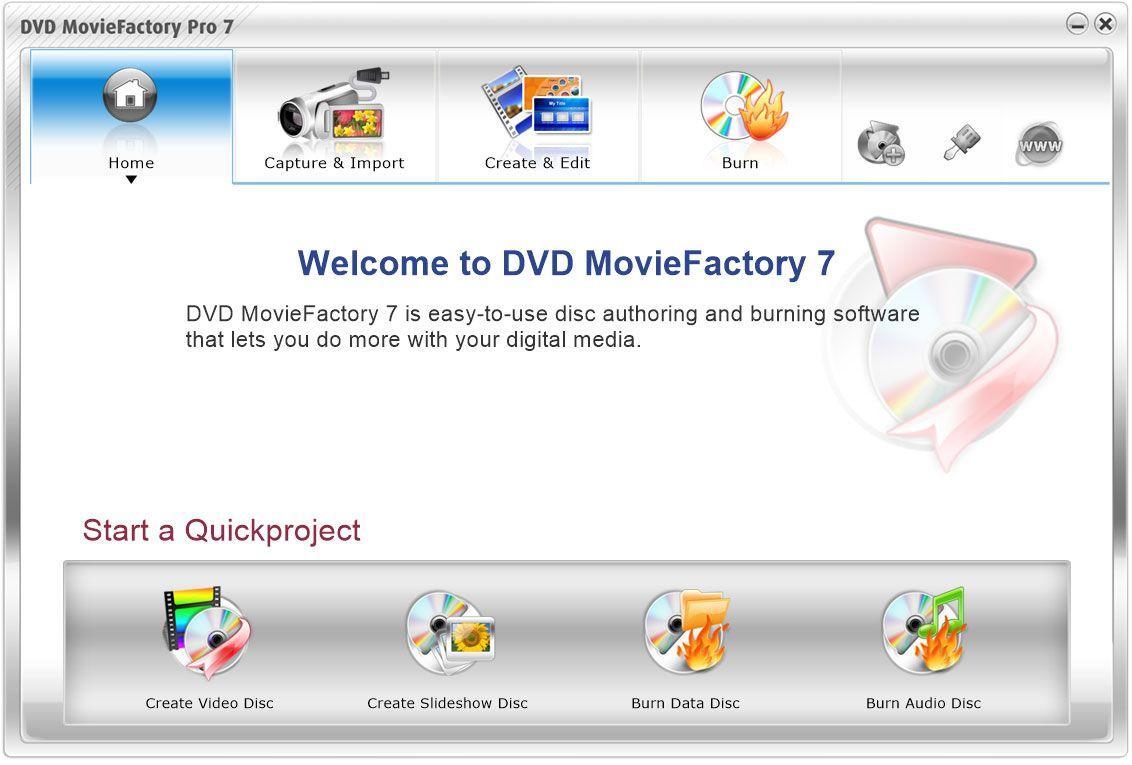 Corel ulead dvd moviefactory pro Dvd, Video, Media kit