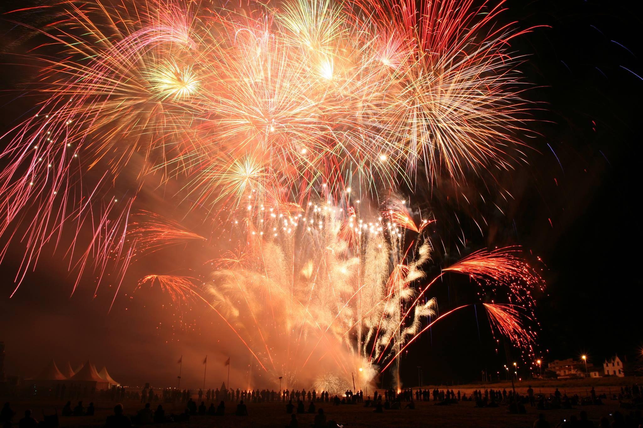 Festival International de Pyrotechnie de Saint Brévin Rendez vous