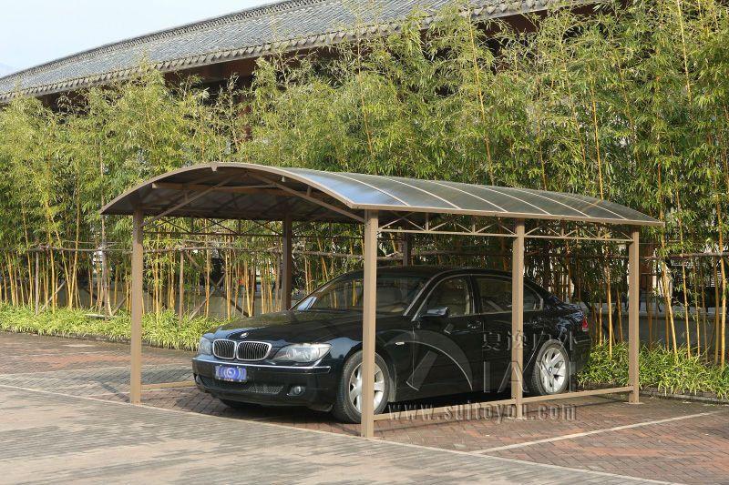 Meter Deluxe Aluminum Newport Sunjoy Hardtop Outdoor Garden Gazebo Tent  Patio Pavilion For Carport(China)