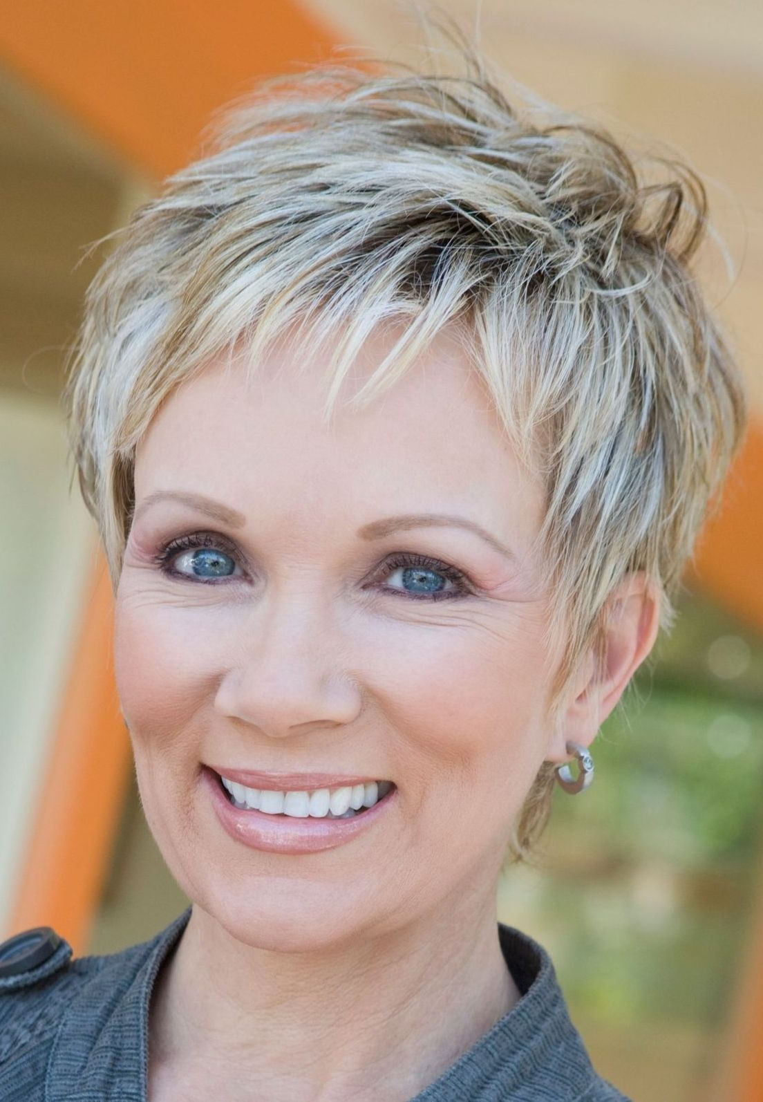 12 Gorgeous Short Hairstyles for Women Over 50