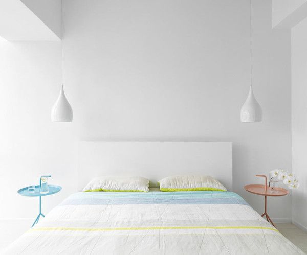10 modern rooms with pastel accents interieur pinterest
