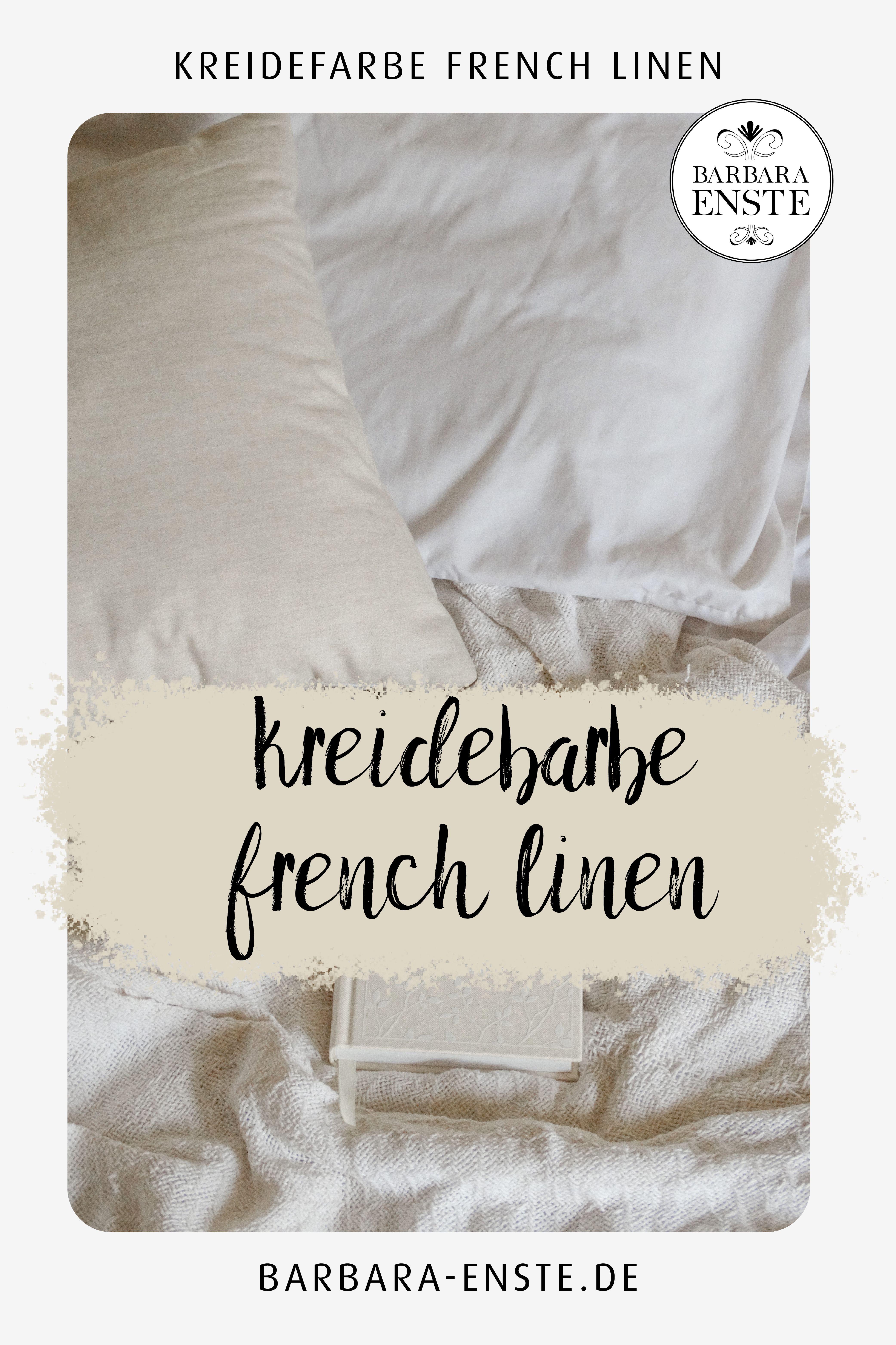 Kreidefarben Von Painting The Past Mobelfarbe Farbton French Linen In 2020 Kreidefarbe Kreide