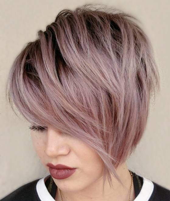 20 Wonderful Wedge Haircuts | HAIR!! | Short wedge haircut ...