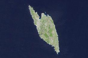 Antikythera Island : Image of the Day : NASA Earth Observatory 07/31/2015