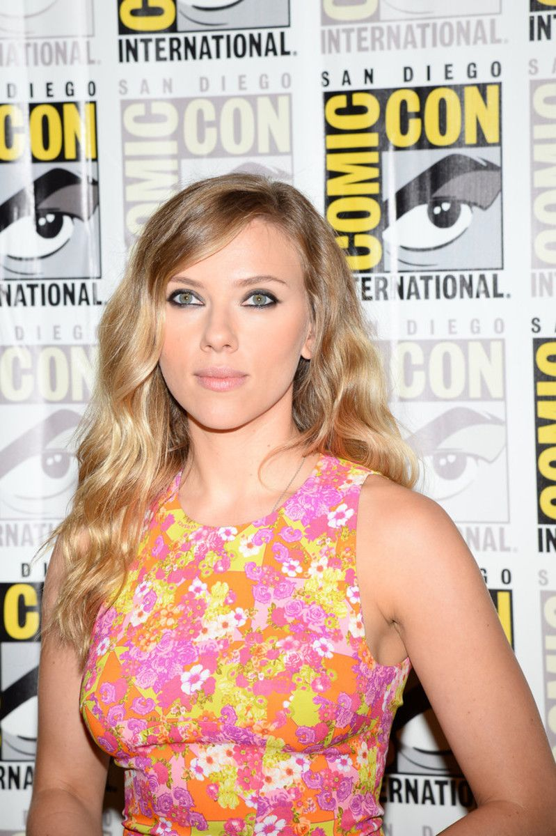 The best hair colours for a warm light skin tone scarlett