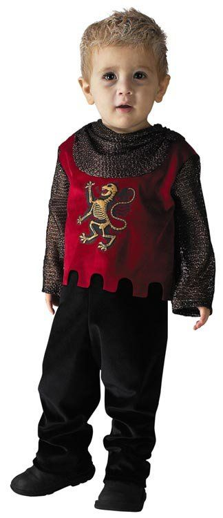Toddler Heir To The Throne Medieval Knight Costume   Halloween ...