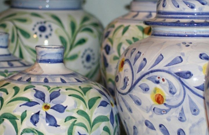 Porches Pottery, Algarve