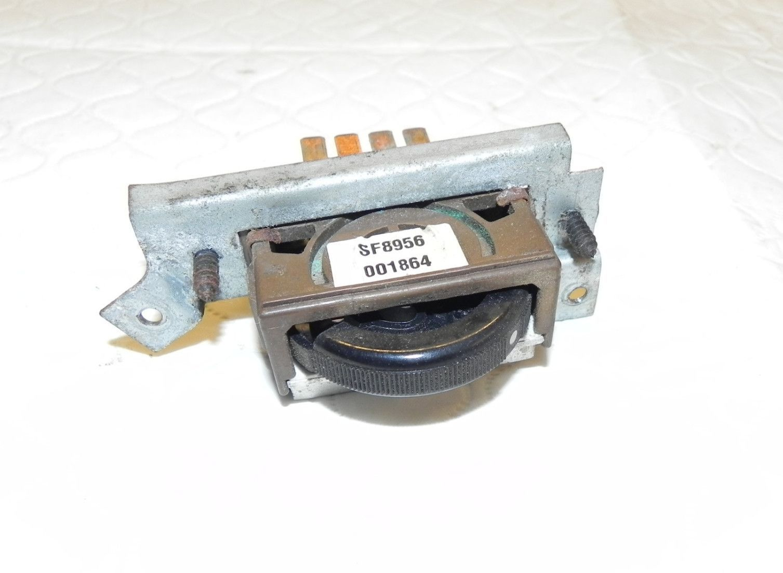 Jeep Wrangler Yj Dash Headlight Light Dimmer Switch 87 95 Oem