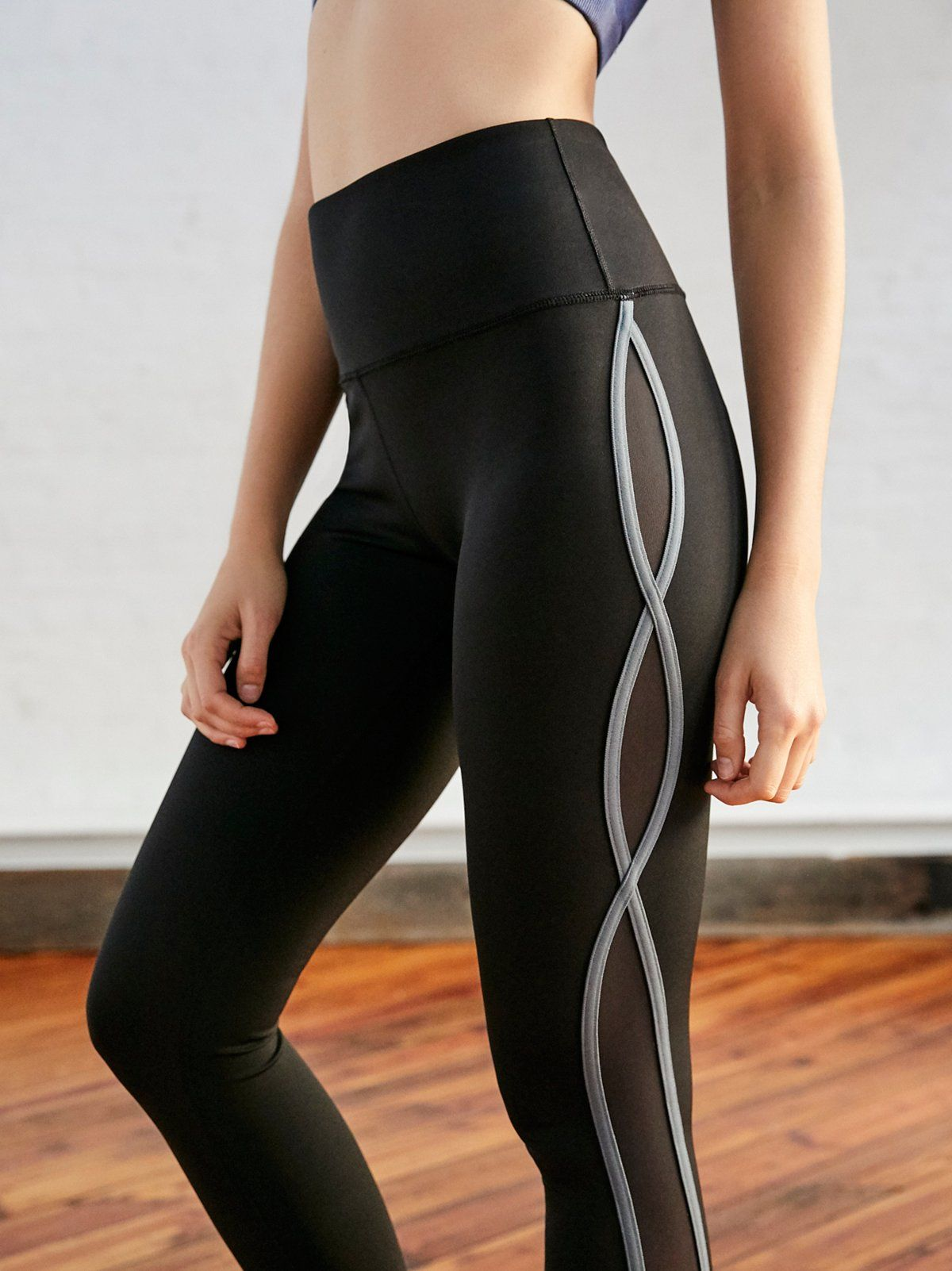 FP Movement Liza Legging Solid at Free People Clothing Boutique