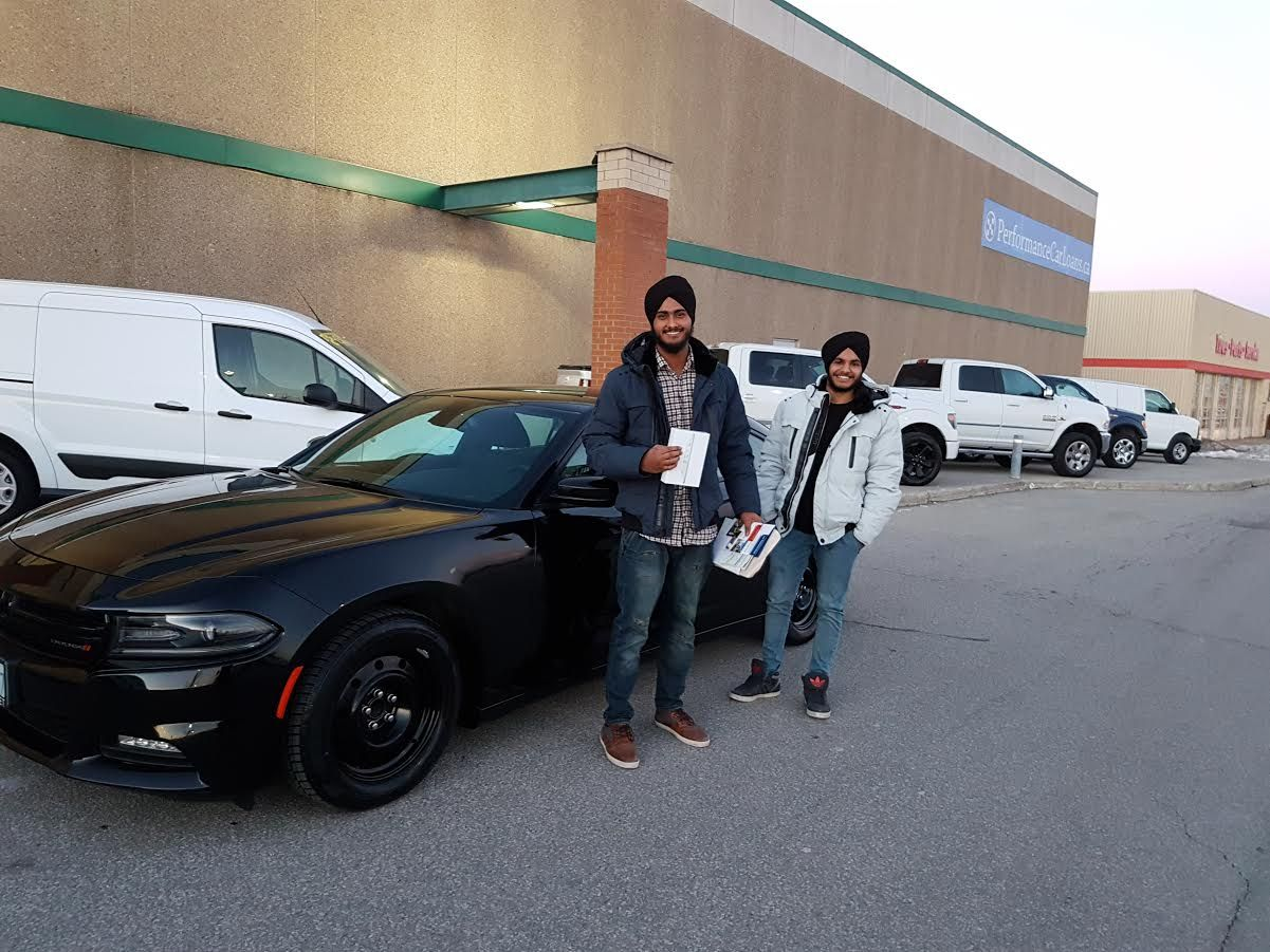 Congratulations To Singh With The Purchase Of A 2015 Dodge Charger