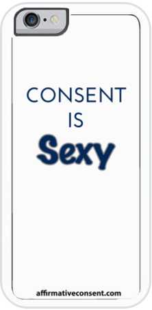 University of North Florida: ConsentIsSexyIphone6 #unf