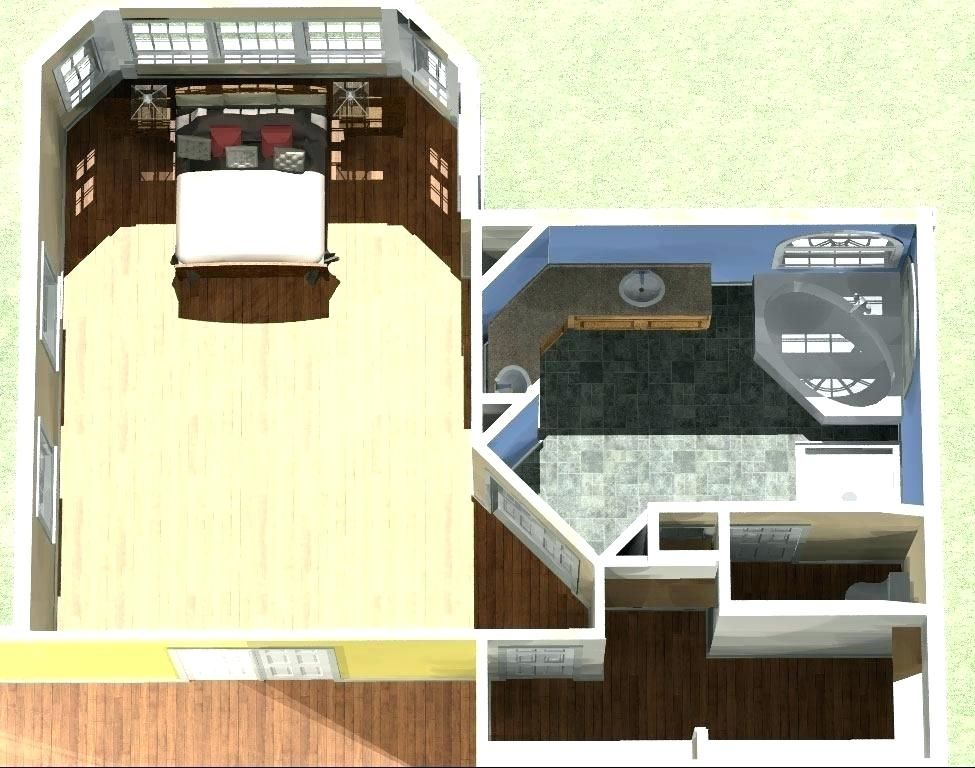 Considering Master Suite Addition Floor Plans Master