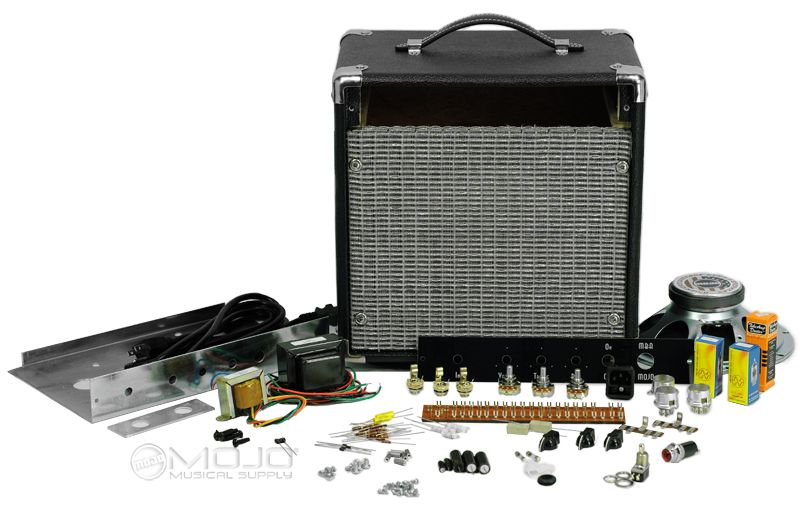 Step By Step Building Instructions For Amp Kit
