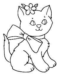 Hasil Gambar Untuk Sketsa Gambar Hewan Womens Fashion Cat