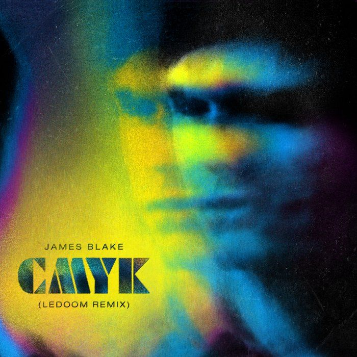 Sharks Eat Meat: DAY 387 James Blake Remix Album Cover