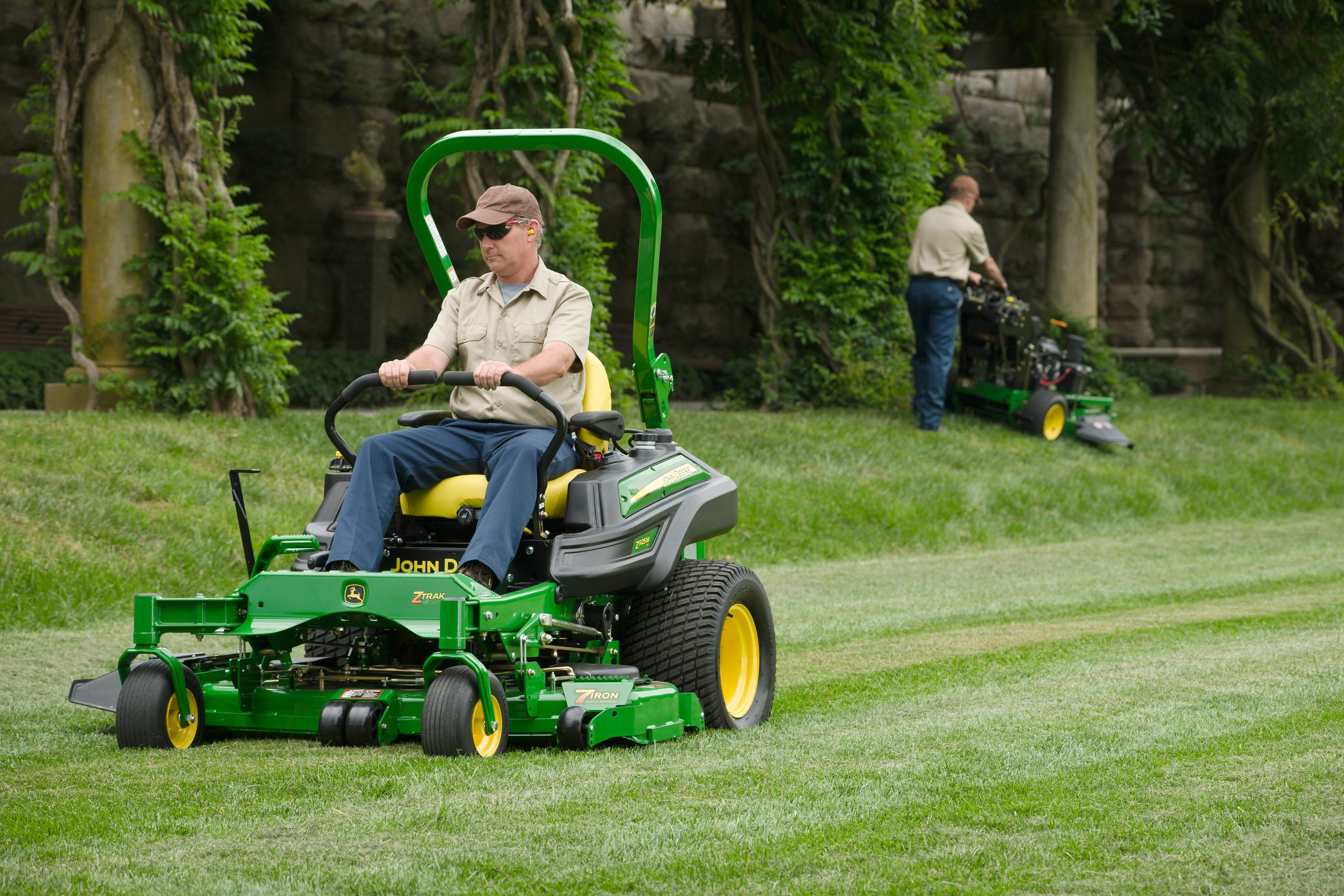 How To Reduce Mower Downtime Mowing Services Good Work Boots Landscaping Company