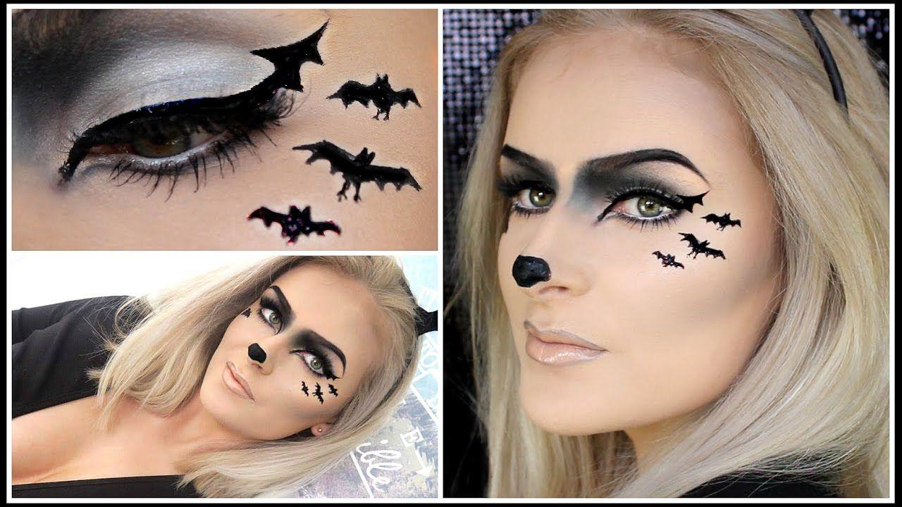 Bat Costume Makeup Mugeek Vidalondon Bat makeup