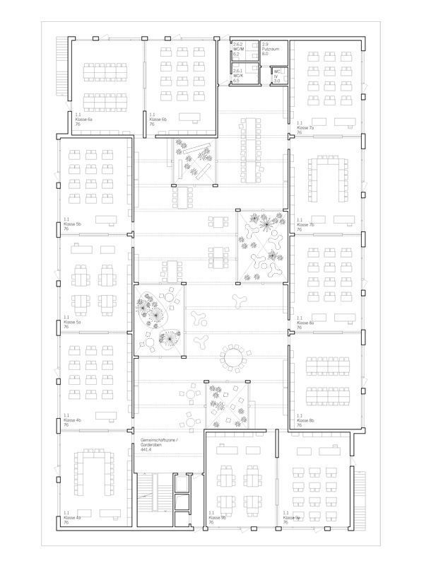 Raised Ground Floor Show Wearing School Floor The Effective Pictures We Offer You About In 2020 School Floor Plan School Architecture School Building Plans
