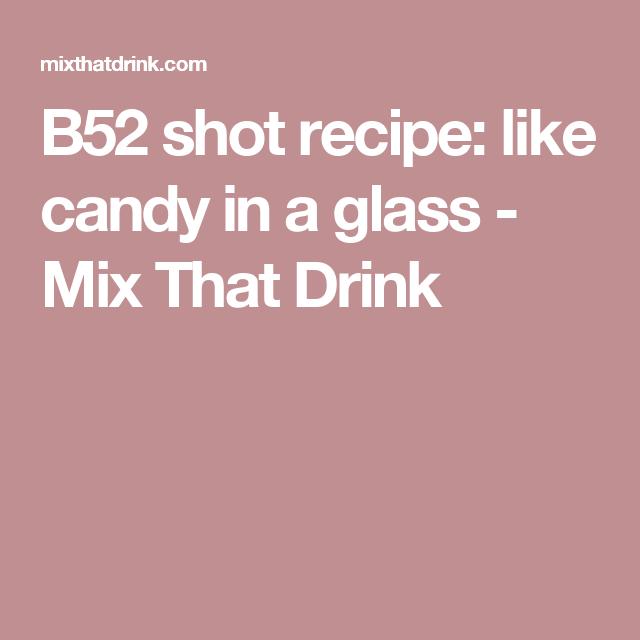 Recipe Mix, Baileys Irish
