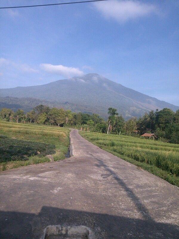 Gunung Ciremai Cirebon Fotografi Alam Fotografi Pemandangan Pemandangan