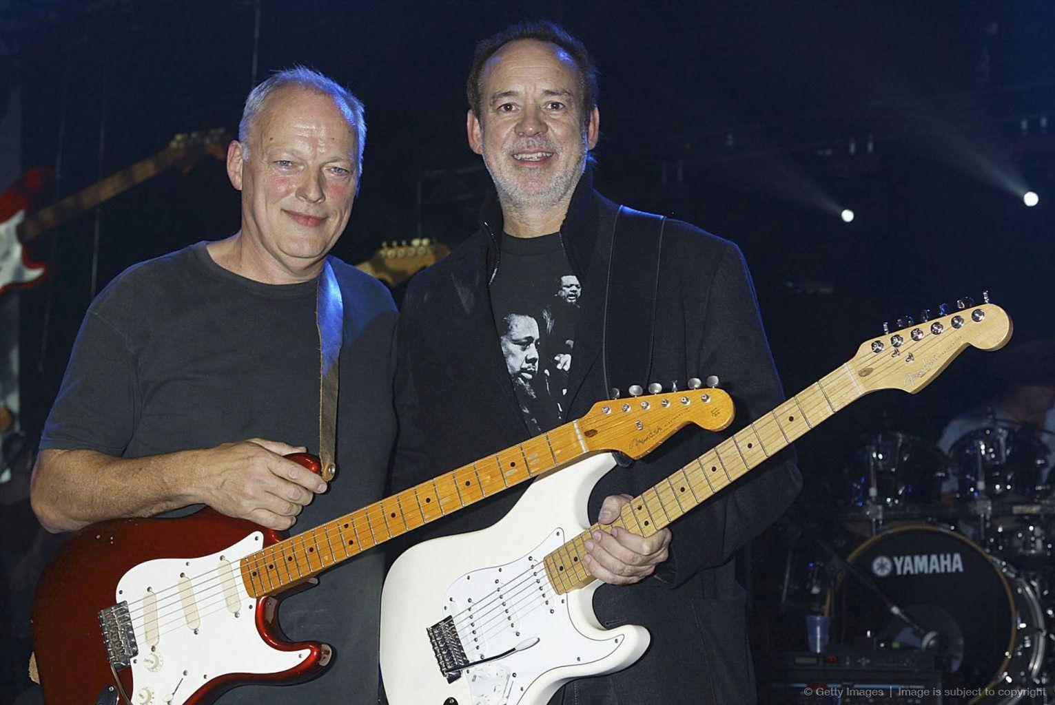 Dave Gilmour; Phil Manzanera