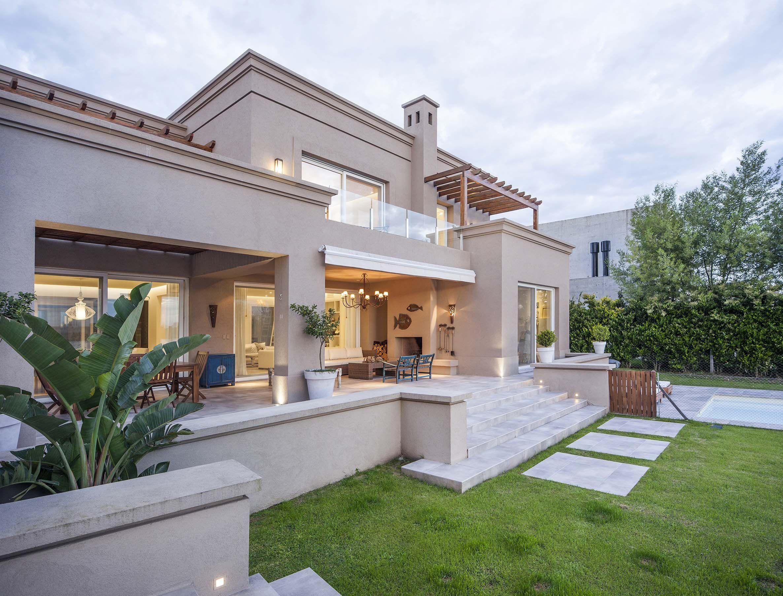 Arquitectura paisajismo ricardo pereyra iraola buenos aires argentina casa - Arquitectos casas modernas ...