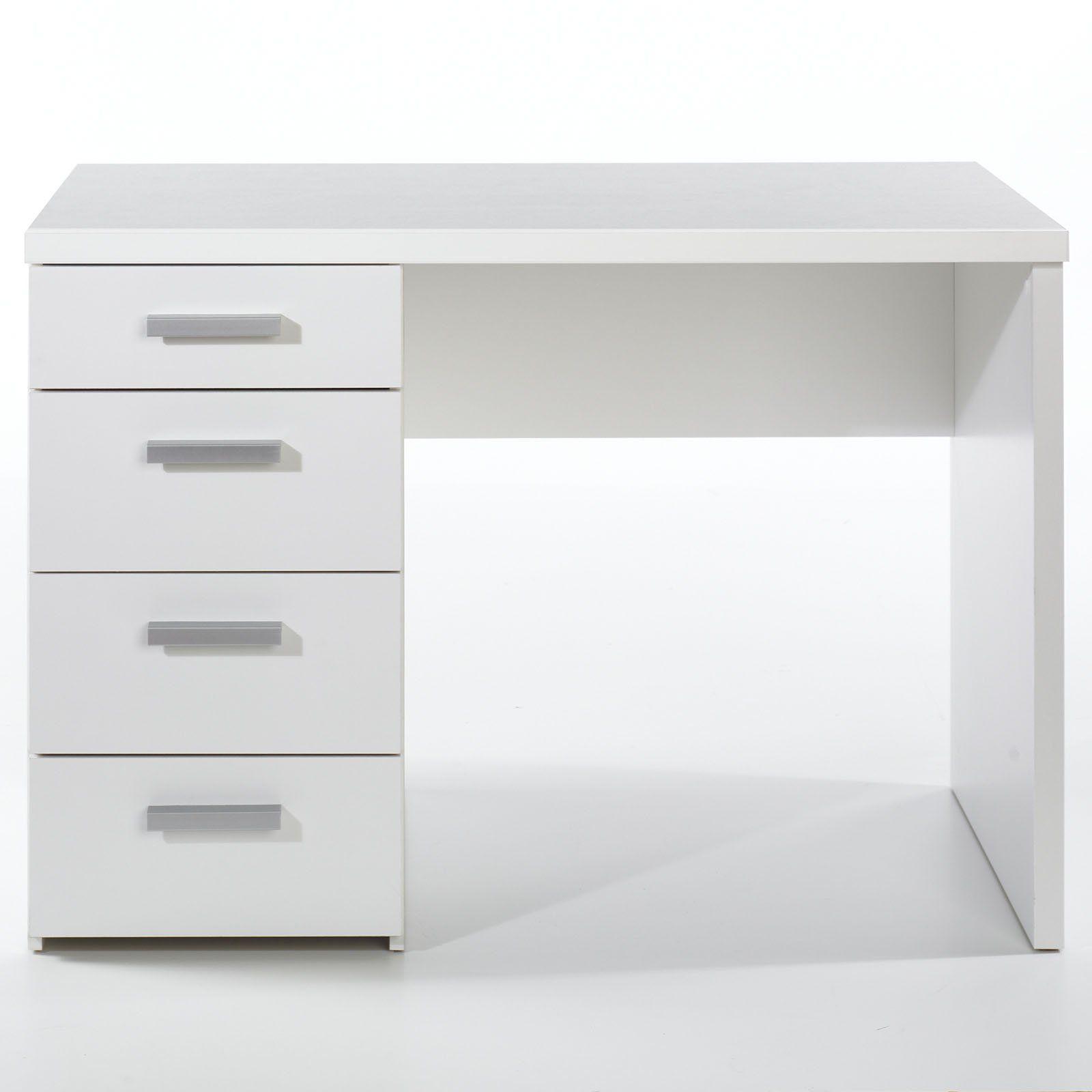 Tvilum Whitman Collection Plus Desk In 2020 White Desk Bedroom