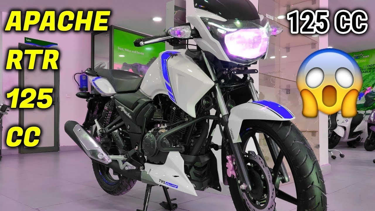 Tvs Apache 125 Cc Bike Launch Soon In India With More Features