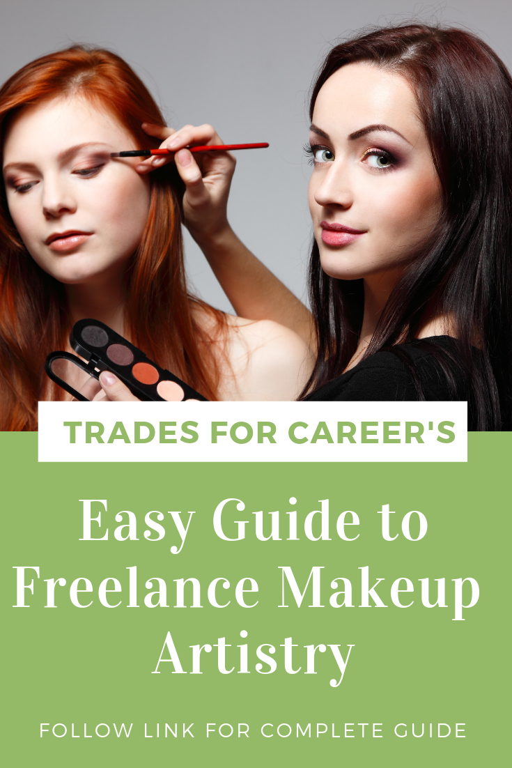 How to a Freelance Makeup Artist Freelance makeup