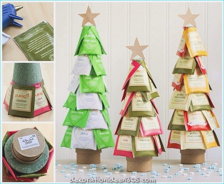 Photo of Christmas DIY simple ornaments that make a difference in …