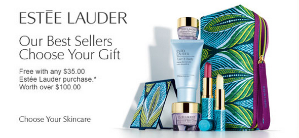 Estee Lauder Gift with Purchase | Gift with Purchase | Pinterest ...