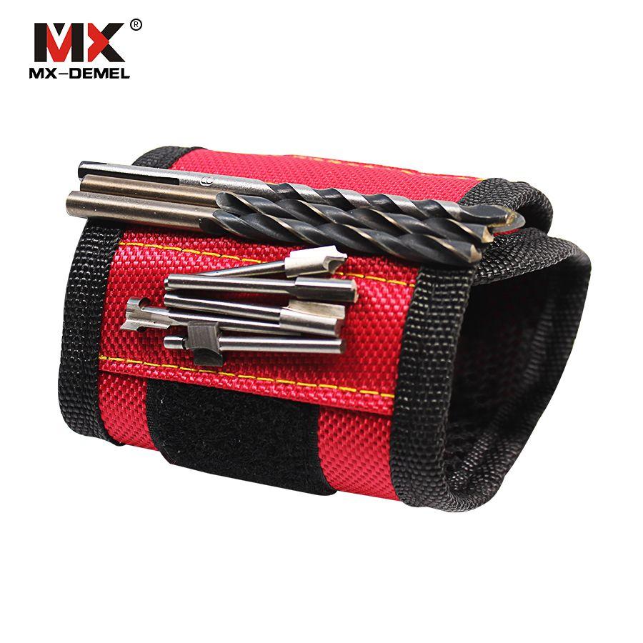 MX-DEMEL Starke Magnet Armband Werkzeug Einstellbare Handgelenk ...