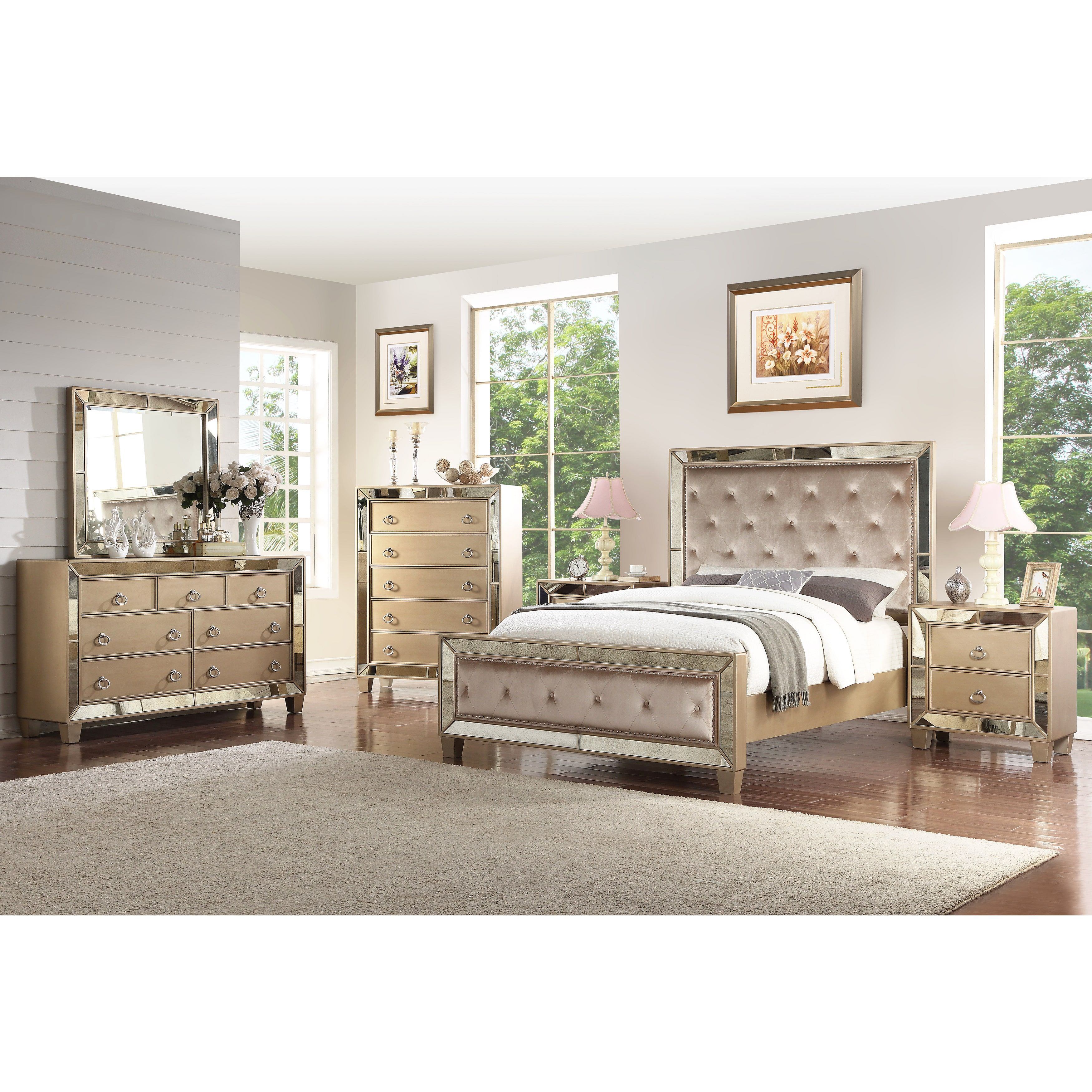 Bedroom Sets : These Complete Furniture Collections Include Everything You  Need To Outfit The Entire Bedroom