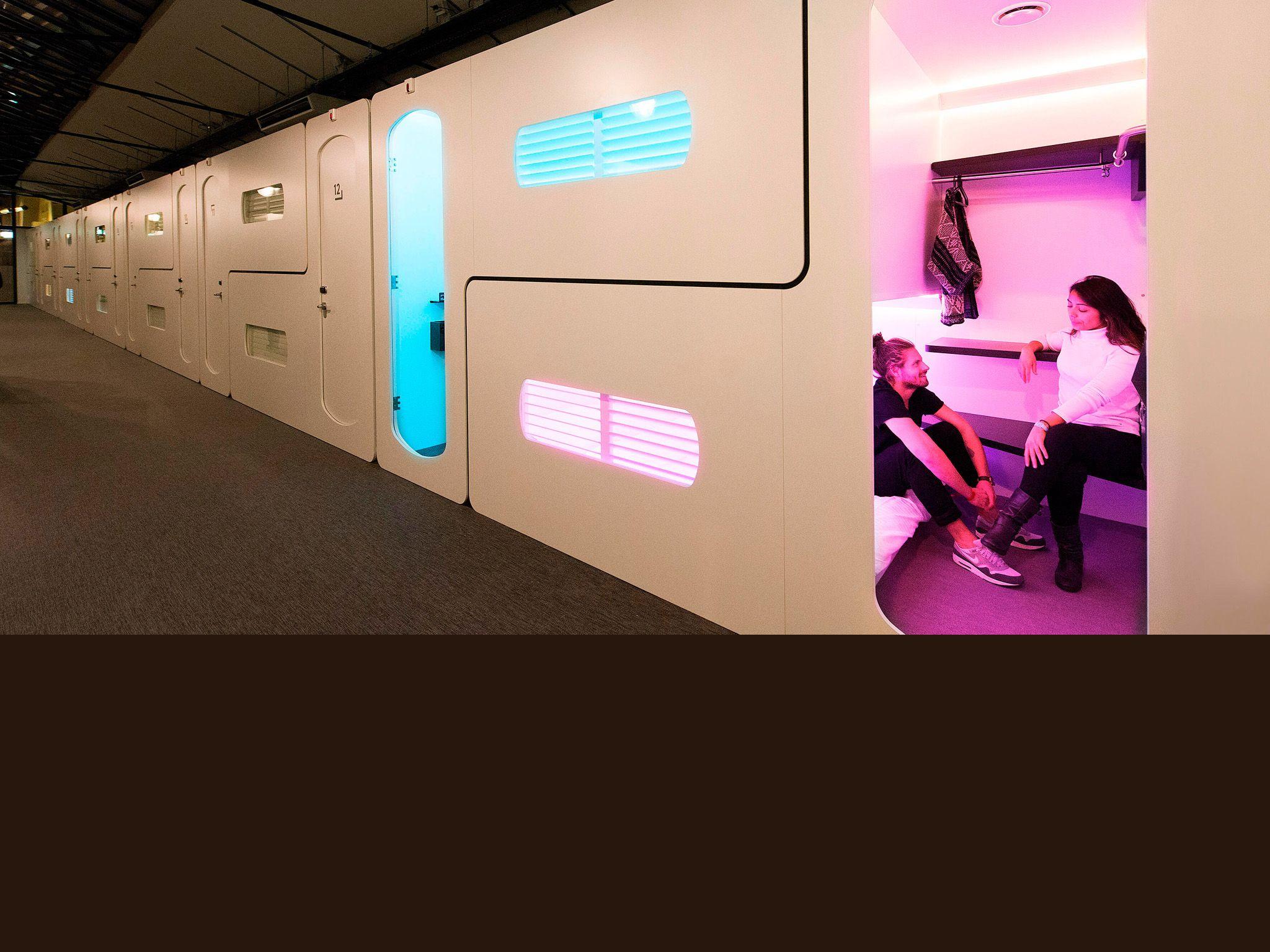 Cityhub Amsterdam - Hub Space Studio Berdutch Fall