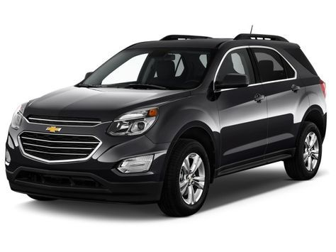 2017 Chevrolet Equinox Chevy Review Ratings Specs Prices And