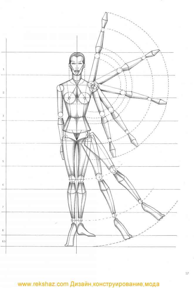 Today's Drawing Class 101: Anatomy | how to draw the human body