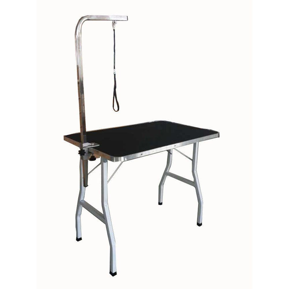 [US Stock] 32 Inch Large Adjustable Pet Dog Grooming Table