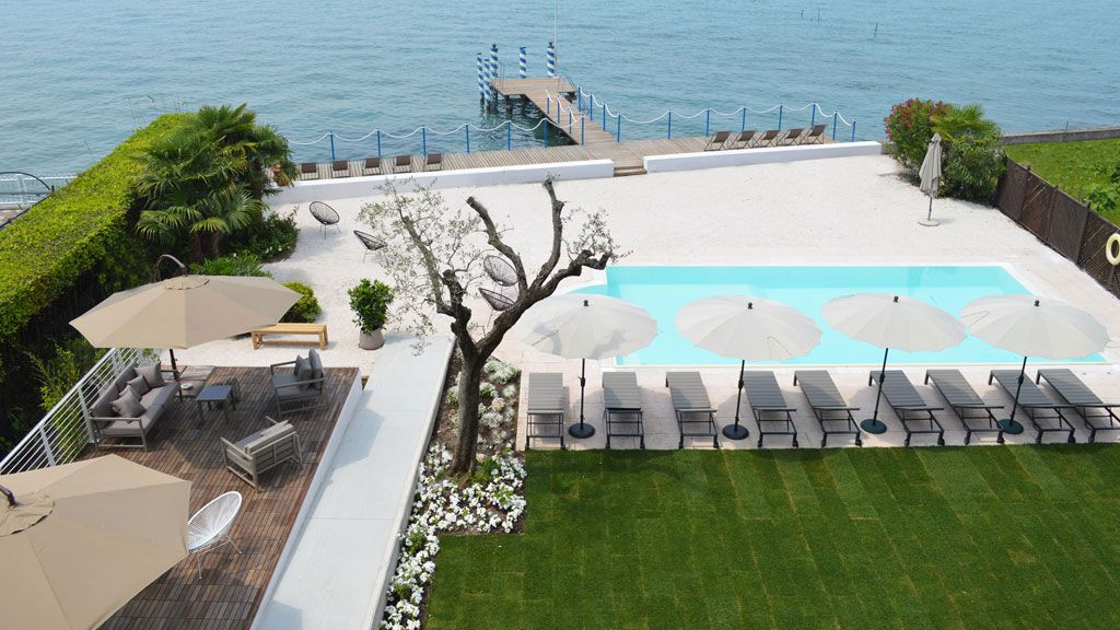 Sirmione 18 Rooms Boutique Hotel On The Lake Garda Boutique Hotel Hotel Sirmione