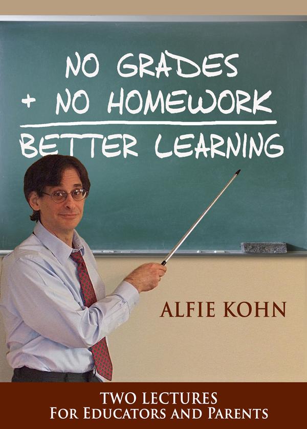 alfie kohn and homework