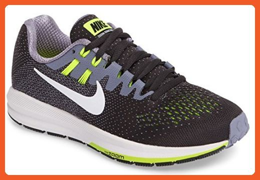 cbd0186302046 ... low price nike womens air zoom structure 20 running shoe 9.5 grey  athletic shoes for 9379b ...