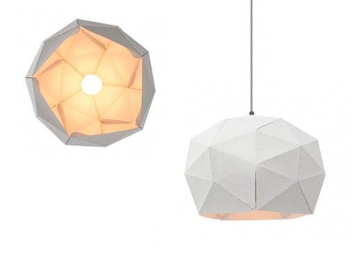 Fin lampeskærm